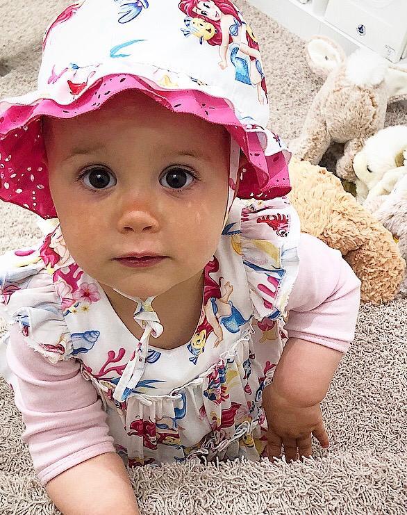 Babymode Mädchen Ludwigsburg Sommer Arielle
