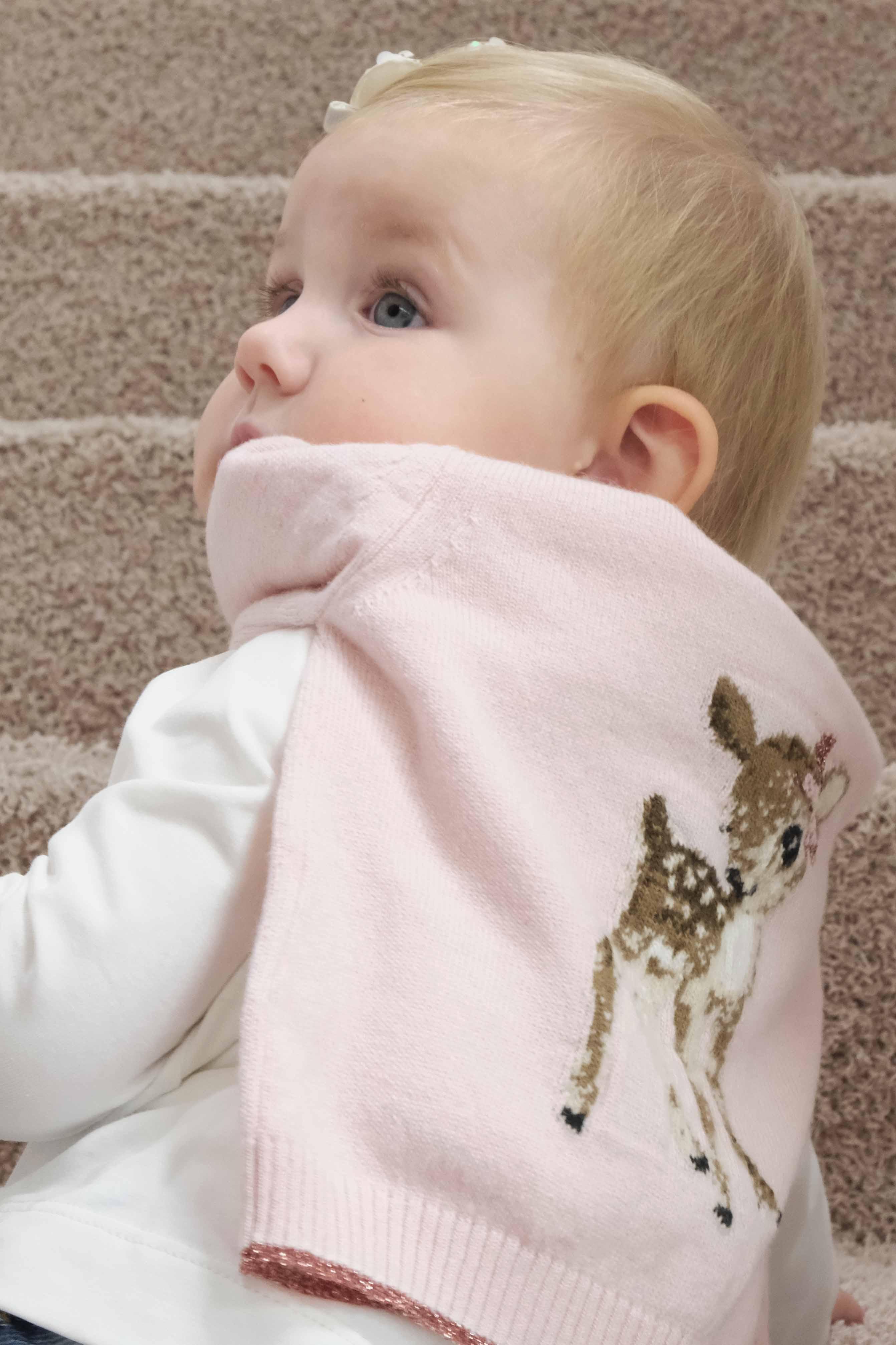 Babymode Mädchen Ludwigsburg Sommer Schwarz gepunktet